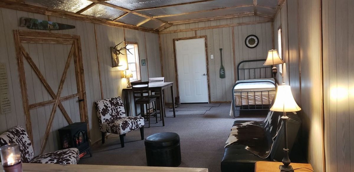 How to Pick a Hunting Cabin in Brown County Illinois