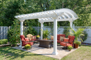 Outdoor Backyard Pergolas For Sale Countryside Barns