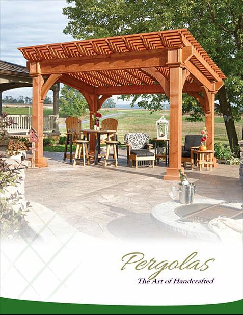 Pergola 2019 Catalog Image