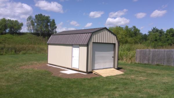 outdoor buildings - lofted garage