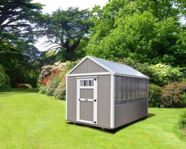 outdoor buildings - modular greenhouse