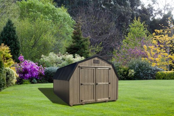 outdoor buildings - storage barn